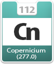 Copernicium Atomic Number