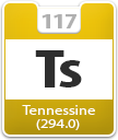 Tennessine Atomic Number