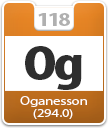 Oganesson Atomic Number