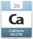 Calcium Atomic Number