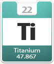 Titanium Atomic Number