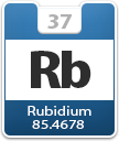 Rubidium Atomic Number