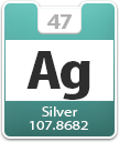 Silver Atomic Number
