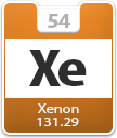 Xenon Atomic Number