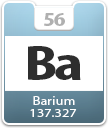 Barium Atomic Number