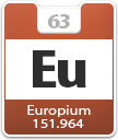 Europium Atomic Number