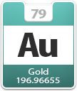 Gold Atomic Number