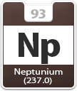 Neptunium Atomic Number