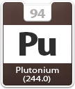 Plutonium Atomic Number